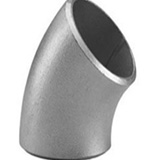 45° Elbow - Buttweld Pipe Fittings