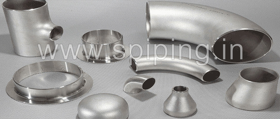 Duplex Steel 2205 ASTM A815 Pipe Fittings Manufacturer Supplier Exporter India